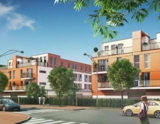 Programme immobilier neuf Bondoufle - Esprit Parc - Appartements - Loi Pinel, Residence Principale