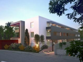 Programme immobilier neuf Montpellier - Sant'agata - Loi Pinel, Residence Principale - Investir en immobilier neuf Montpellier