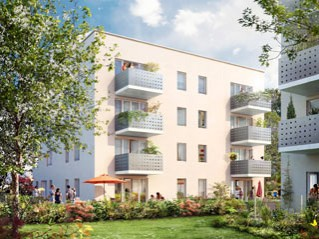Programme immobilier neuf Feyzin - City'lodge - Loi Pinel, Residence Principale