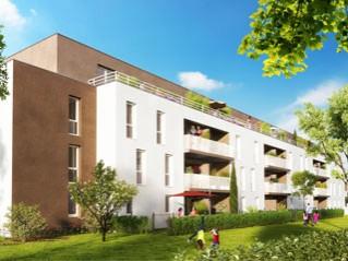 Programme immobilier neuf Cenon - Villa blanche - Residence Principale