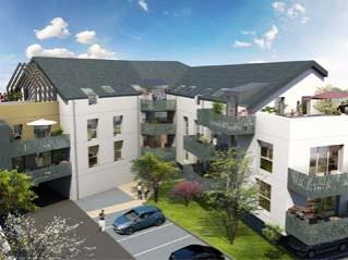 Programme immobilier neuf Ponts de Cé - Villa past'l - Loi Pinel, Residence Principale