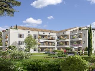 Programme immobilier neuf Toulon - Côté jardin - Loi Pinel, Residence Principale