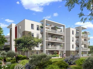 Programme immobilier neuf Cagnes sur Mer - Eden green - Loi Pinel, Residence Principale