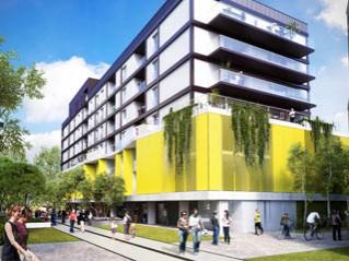 Programme immobilier neuf Metz - La manufacture - l'esplanade - Statut LMP, Statut LMNP, Loi Censi-Bouvard