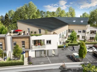 Programme immobilier neuf Tournefeuille - Residence du Ô bois - Loi Pinel, Residence Principale