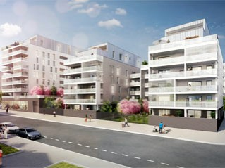 Programme immobilier neuf Lyon - Prelude - Loi Pinel, Residence Principale - Investir en immobilier neuf Lyon
