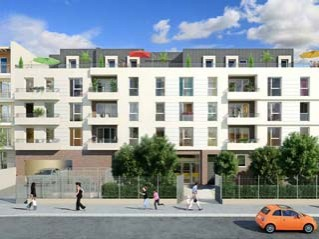Programme immobilier neuf Ablon sur Seine - La baronnie - Loi Pinel, Residence Principale