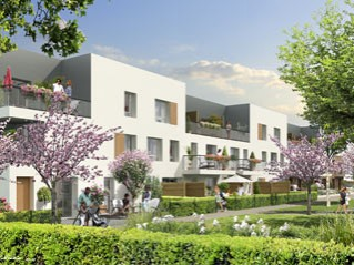 Programme immobilier neuf Fosses - Novacity - Loi Pinel, Residence Principale