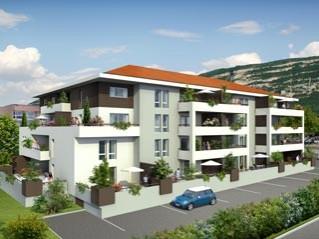 Programme immobilier neuf Collonges sous Salève - Horizon saleve - Loi Pinel, Residence Principale