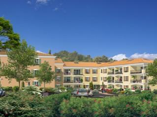 Programme immobilier neuf Brignoles - Couleur du sud - Loi Pinel, Residence Principale - Investir en immobilier neuf Brignoles