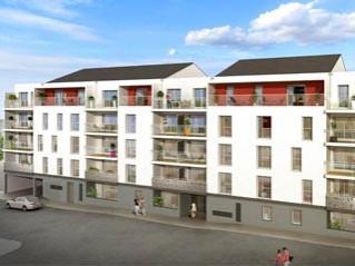 Programme immobilier neuf Mouilleron le Captif - Le carre des ecrivains - Loi Pinel, Residence Principale