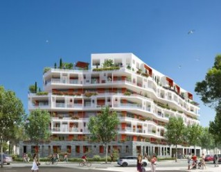 Programme immobilier neuf Montpellier - Résidence Néo'Lez - Loi Pinel, Residence Principale