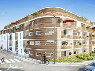 Programme immobilier neuf Vertou - L'envol - Loi Pinel, Residence Principale