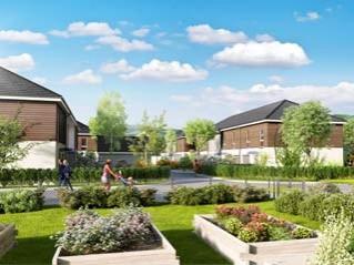 Programme immobilier neuf Saint Pierre en Faucigny - Ekko - Loi Pinel, Residence Principale