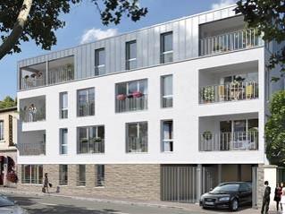 Programme immobilier neuf Bourg la Reine - Villa joséphine - Loi Pinel, Residence Principale