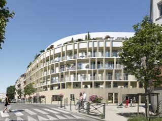 Programme immobilier neuf Bagneux - L'aréna - Residence Principale