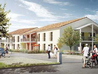 Programme immobilier neuf Lentilly - Fenetre sur parc - Loi Pinel, Residence Principale - Investir en immobilier neuf Lentilly