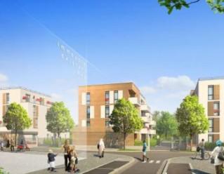 Programme immobilier neuf Garges lès Gonesse - Mise en Scène - Loi Pinel, Residence Principale - Investir en immobilier neuf Garges lès Gonesse