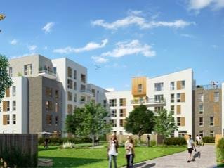 Programme immobilier neuf Créteil - Néo-c / eden - Residence Principale