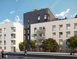 Programme immobilier neuf Villeurbanne - JARDIN REPUBLIQUE - Residence Principale