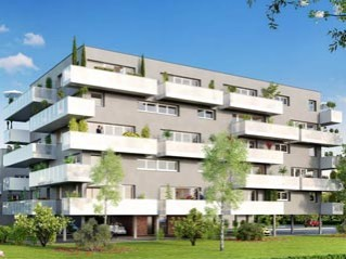 Programme immobilier neuf Wambrechies - Carré opaline - Residence Principale
