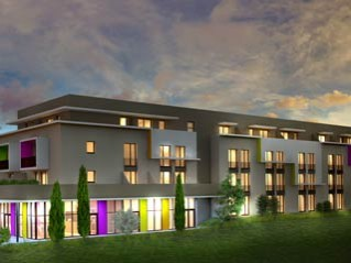 Programme immobilier neuf Montpellier - Campus rimbaud - Statut LMP, Statut LMNP, Loi Censi-Bouvard