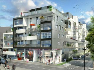 Programme immobilier neuf Bruz - Promenade pagnol - Loi Pinel, Residence Principale