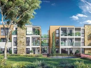 Programme immobilier neuf Saint Cyr au Mont d'Or - La closeraie - Loi Pinel, Residence Principale