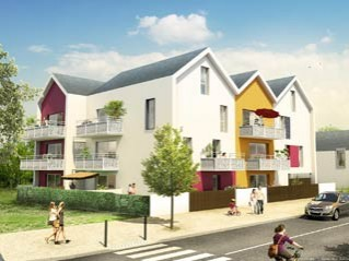 Programme immobilier neuf Angers - Néo - Loi Pinel, Residence Principale