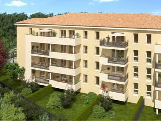 Programme immobilier neuf Cavaillon - Adonys - Loi Pinel, Residence Principale - Investir en immobilier neuf Cavaillon