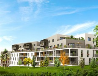 Programme immobilier neuf Nantes - Eden Parcs - Residence Principale