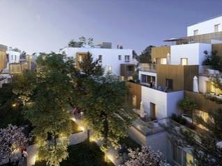 Programme immobilier neuf Romainville - Evasion - Loi Pinel, Residence Principale - Investir en immobilier neuf Romainville
