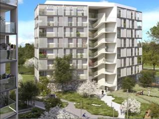 Programme immobilier neuf Bordeaux - Kaléi - ginko - Loi Pinel, Residence Principale - Investir en immobilier neuf Bordeaux