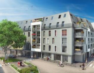 Programme immobilier neuf Alfortville - Seine de Ville - Residence Principale