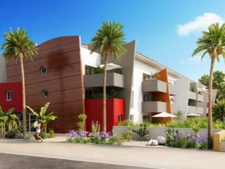 Programme immobilier neuf Canet en Roussillon - Alizea - Residence Principale