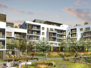 Programme immobilier neuf Villeurbanne - Le jardin des elements - Residence Principale - Investir en immobilier neuf Villeurbanne