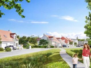Programme immobilier neuf Arpajon - Cote village - Residence Principale