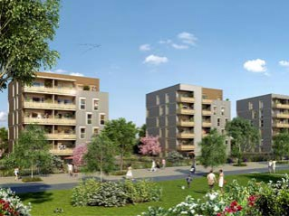 Programme immobilier neuf Sathonay Camp - Harmony - Residence Principale