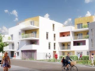 Programme immobilier neuf Saint Jean de Braye - Middle park - Residence Principale