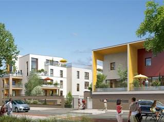 Programme immobilier neuf Saint Cyr l'École - Les 3 soleils - Residence Principale