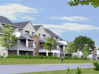 Programme immobilier neuf Ingré - Villa novae - Residence Principale