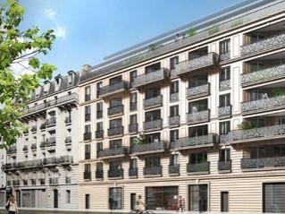 Programme immobilier neuf Saint Ouen - Horizon montmartre - Residence Principale - Investir en immobilier neuf Saint Ouen