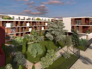 Programme immobilier neuf Castelnau le Lez - Urban eden - Residence Principale