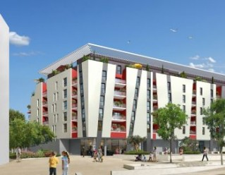 Programme immobilier neuf Nîmes - le 7ème Art - Residence Principale