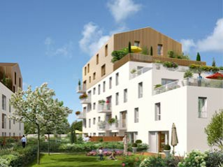 Programme immobilier neuf Malakoff - Univert - Residence Principale