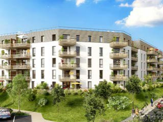 Programme immobilier neuf Blainville sur Orne - Agapanthe - Residence Principale