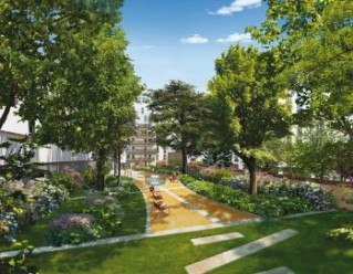 Programme immobilier neuf Villeurbanne - CITY PARK - Residence Principale