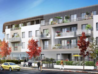 Programme immobilier neuf Palaiseau - Numero 40 - Residence Principale - Investir en immobilier neuf Palaiseau