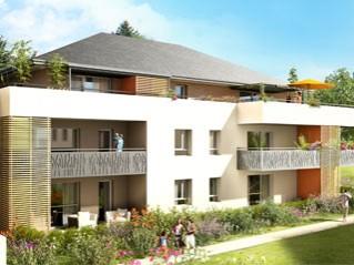 Programme immobilier neuf Metz Tessy - So nature - Loi Pinel, Residence Principale - Investir en immobilier neuf Metz Tessy