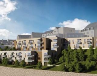 Programme immobilier neuf Saint Brieuc - Le Vallon de Montbareil - Residence Principale